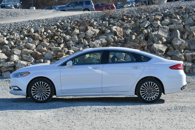 2017 Ford Fusion SE Naugatuck, Connecticut 1