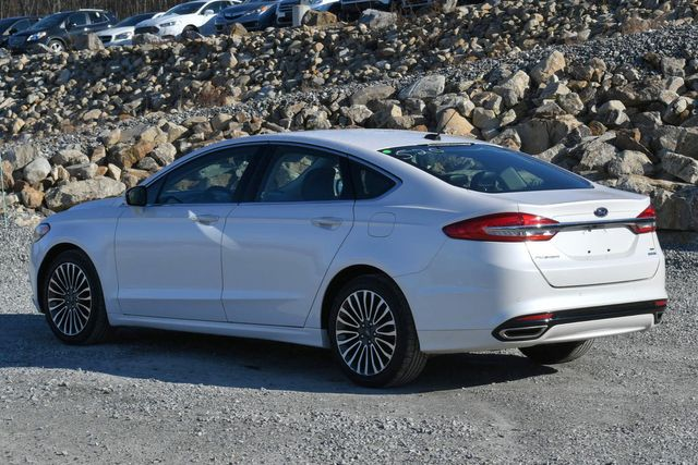 2017 Ford Fusion SE Naugatuck, Connecticut 2