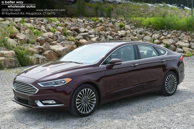 2017 Ford Fusion SE AWD Naugatuck, Connecticut