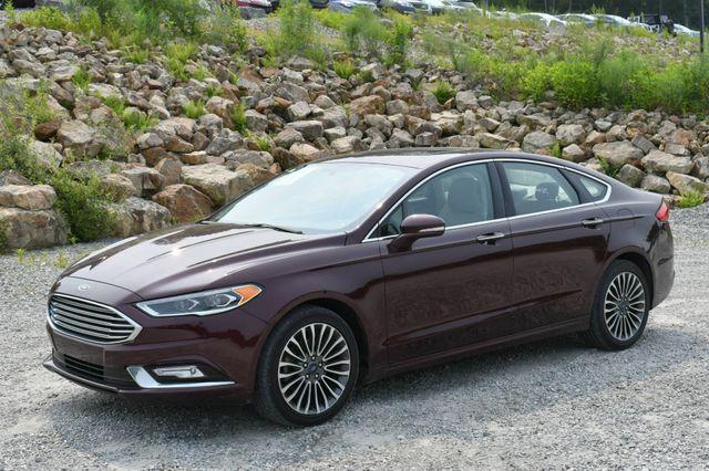 2017 Ford Fusion SE AWD Naugatuck, Connecticut 2