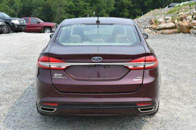 2017 Ford Fusion SE AWD Naugatuck, Connecticut 5