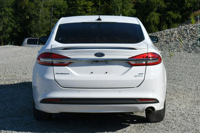 2017 Ford Fusion SE Naugatuck, Connecticut 5