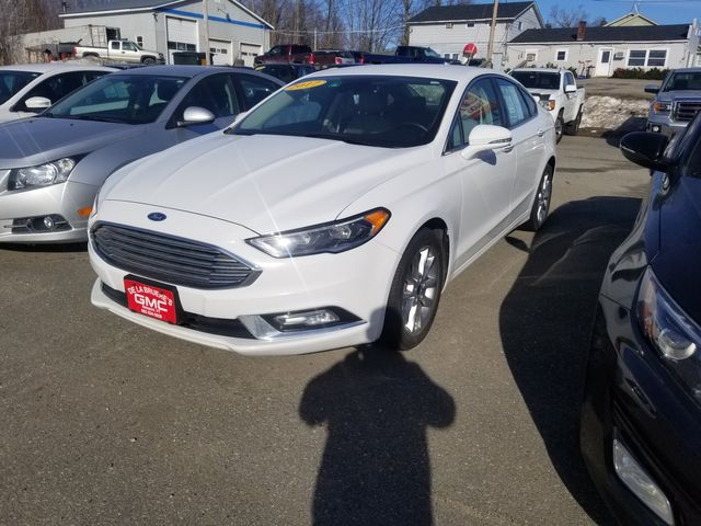 2017 Ford Fusion SE Newport, VT 1