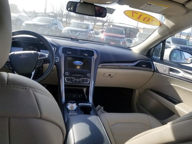 2017 Ford Fusion SE Newport, VT 4