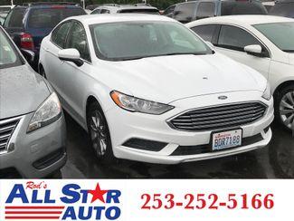 2017 Ford Fusion SE in Puyallup Washington, 98371
