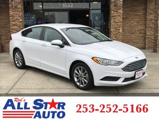 2017 Ford Fusion SE in Puyallup Washington, 98371