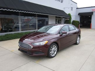 2017 Ford Fusion SE in Richmond, MI 48062