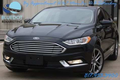 2017 Ford Fusion SE |  SPORT-SPOILER-18 WHEELS- TECH SYNC 3 PACK-$3K IN ADDS-27K MSRP in Mansfield, TX