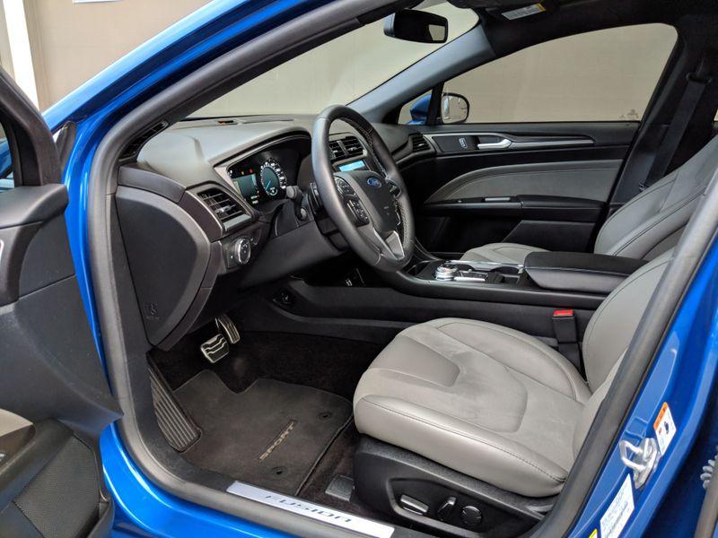 2017 Ford Fusion Sport AWD Twin Turbo V6 1 Owner Full Local History Pothole Detection LED Headlights  city Washington  Complete Automotive  in Seattle, Washington