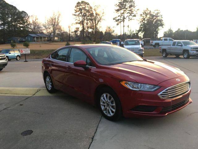 2017 Ford Fusion S Sheridan, Arkansas 2