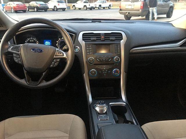 2017 Ford Fusion S Sheridan, Arkansas 5