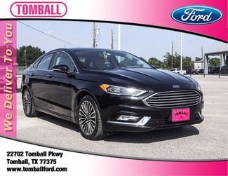 2017 Ford Fusion TTAFWD in Tomball, TX 77375