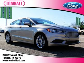 2017 Ford Fusion SE in Tomball, TX 77375