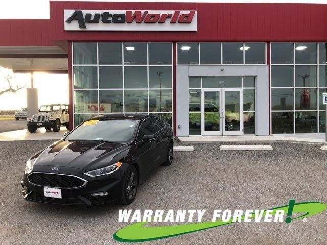 2017 Ford Fusion Sport in Uvalde, TX 78801