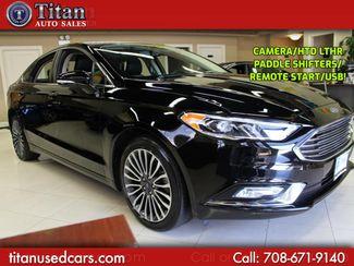 2017 Ford Fusion SE in Worth, IL 60482