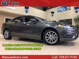 2017 Ford Fusion SE in Worth, IL 60482