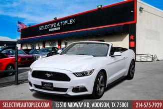 2017 Ford Mustang 3.7-liter V6 engine with 300 horsepower V6 in Addison, TX 75001