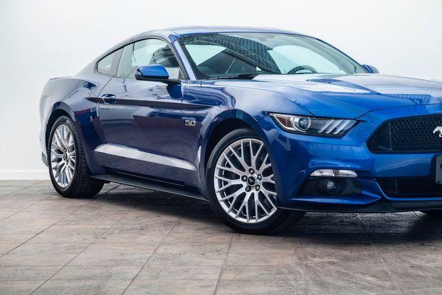 2017 Ford Mustang GT Premium Performance Pkg. W/ Recaro Seats in Addison, TX 75001