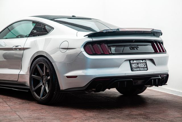 2017 Ford Mustang GT Premium 5.0 on Air Ride With Many Upgrades in Addison, TX 75001