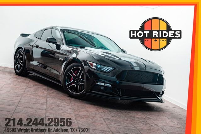 2017 Ford Mustang GT 5.0 With Upgrades