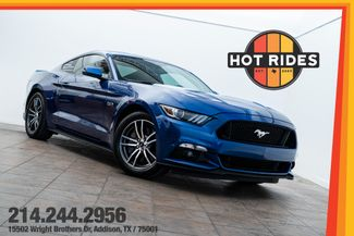 2017 Ford Mustang 5.0 GT Premium 401A w/ Recaro seats in Addison, TX 75001