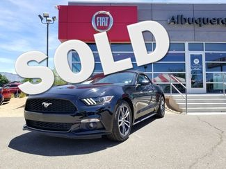 2017 Ford Mustang EcoBoost Premium in Albuquerque New Mexico, 87109