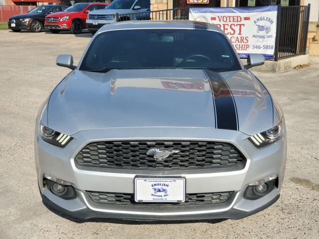 2017 Ford Mustang EcoBoost Premium in Brownsville, TX 78521