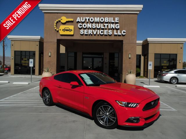 2017 Ford Mustang GT Premium v8 5.0L in Bullhead City AZ, 86442-6452