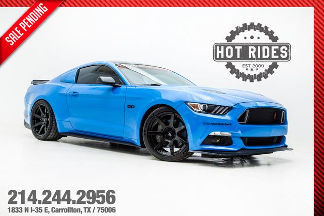 2017 Ford Mustang GT Premium 5.0 With Many Upgrades