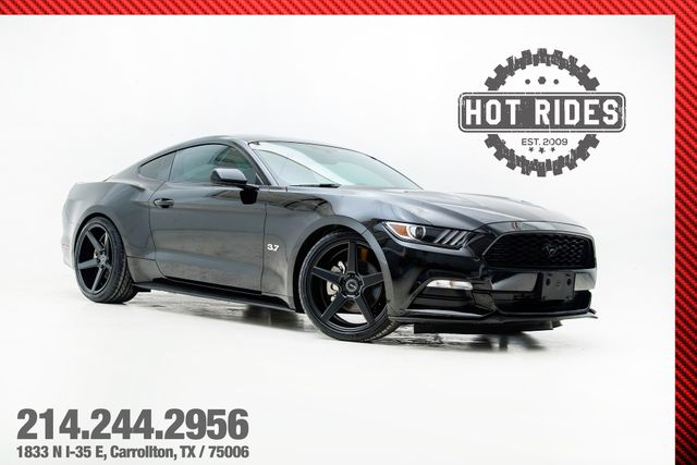 2017 Ford Mustang Twin Turbo