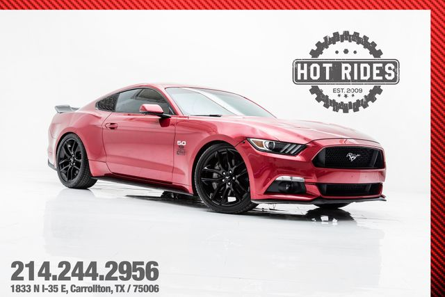 2017 Ford Mustang GT Premium 5.0