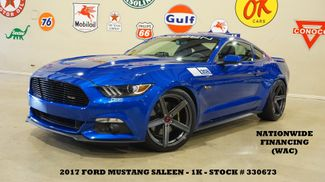 2017 Ford Mustang Saleen Coupe 302 YELLOW LABEL 33 MSRP 60K,1K in Carrollton, TX 75006