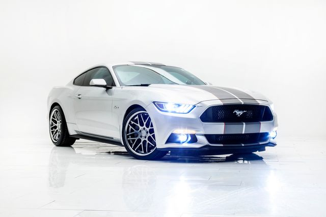 2017 Ford Mustang GT Premium 5.0 Supercharged With Many Upgrades in Carrollton, TX 75006