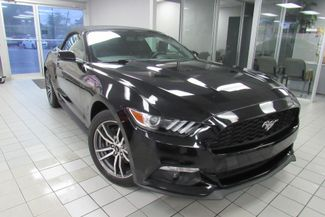 2017 Ford Mustang EcoBoost Premium W/ NAVIGATION SYSTEM/ BACK UP CAM Chicago, Illinois