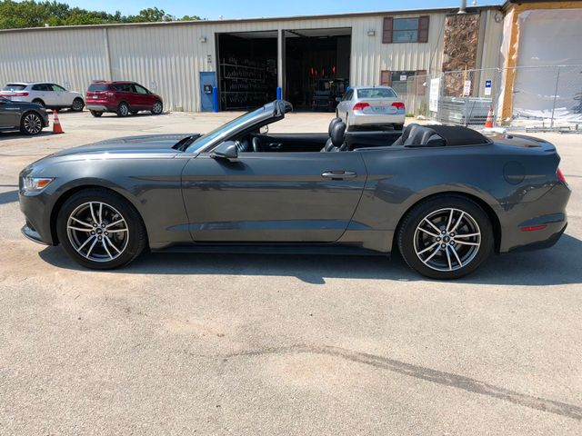 2017 Ford Mustang Convertible EcoBoost Premium in Gower Missouri, 64454