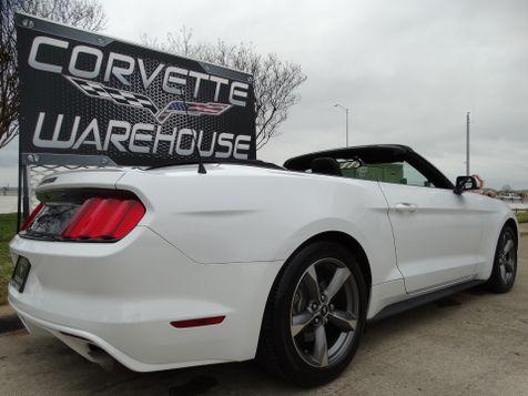 2017 Ford Mustang  V6 Convertible, Auto, CD, Alloy Wheels, Only 18k! | Dallas, Texas | Corvette Warehouse  in Dallas, Texas