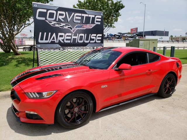 2017 Ford Mustang in Dallas Texas