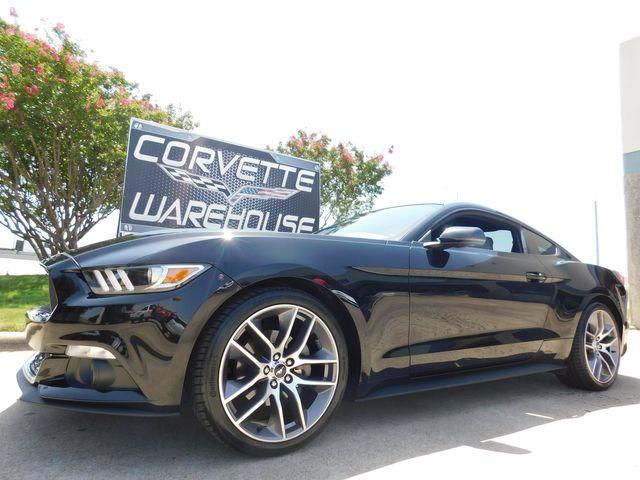 2017 Ford Mustang EcoBoost Premium Auto, CD, Shaker Radio, 43k