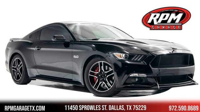 2017 Ford Mustang GT with Upgrades