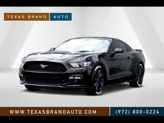 2017 Ford Mustang EcoBoost Coupe 2D in Dallas, TX 75229