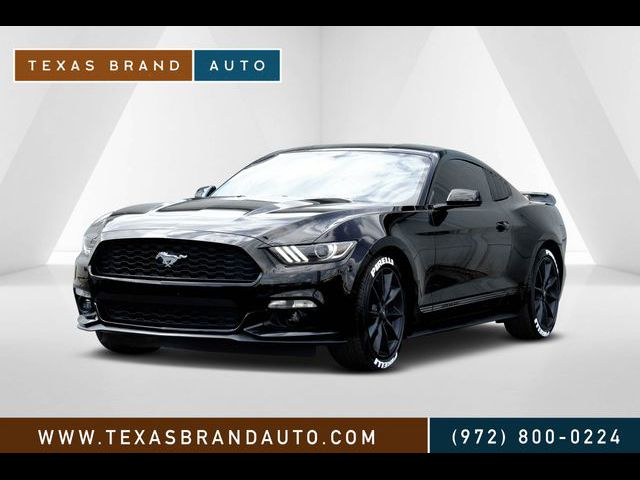 2017 Ford Mustang EcoBoost Coupe 2D