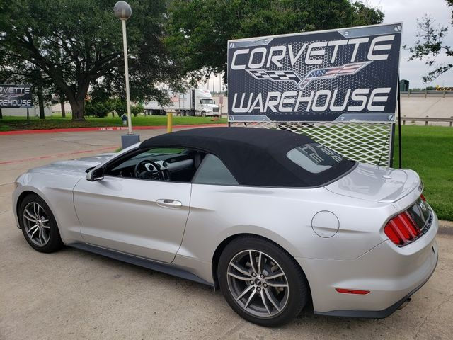 2017 Ford Mustang EcoBoost Premium Automatic, CD Player, Alloys 21k in Dallas, Texas 75220