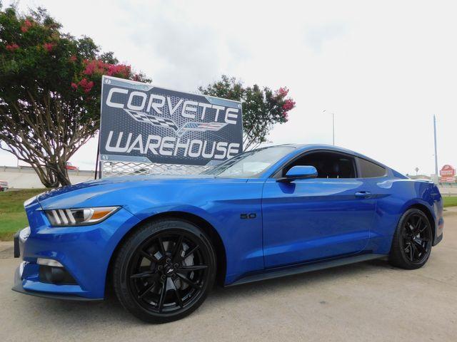 2017 Ford Mustang GT Premium, Manual, CD, Blk Accent Pkg, Blk Alloys