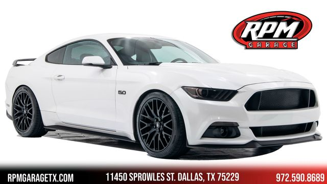 2017 Ford Mustang GT Premium with Upgrades