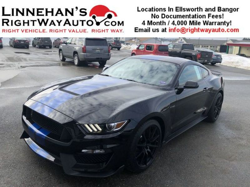 2017 Ford Mustang Shelby GT350  in Bangor, ME