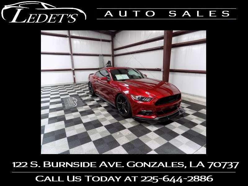 2017 Ford Mustang GT - Ledet's Auto Sales Gonzales_state_zip in Gonzales Louisiana