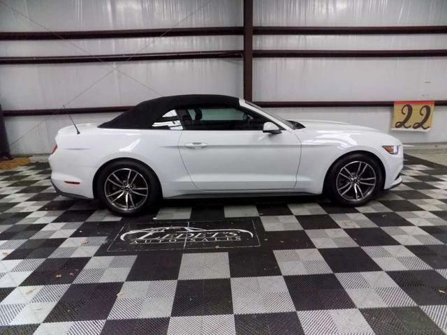 2017 Ford Mustang EcoBoost Premium in Gonzales, Louisiana 70737
