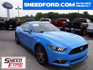 2017 Ford Mustang EcoBoost in Gower Missouri, 64454