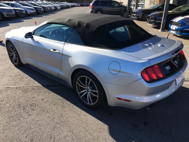 2017 Ford Mustang EcoBoost Premium Convertible in Gower Missouri, 64454