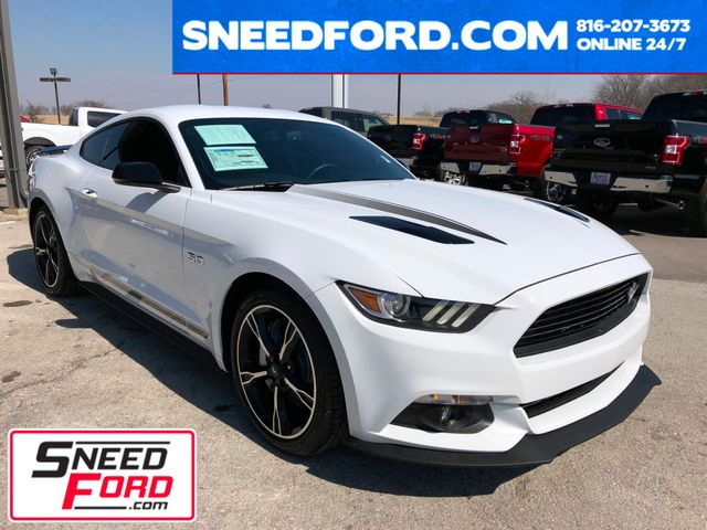 2017 Ford Mustang GT Premium California Special